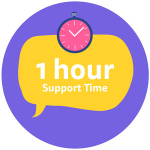One-Hour-Support-Time