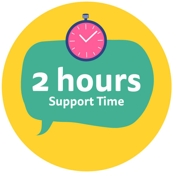 Two-Hours-Support-Time