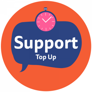 Toast Support Top Up