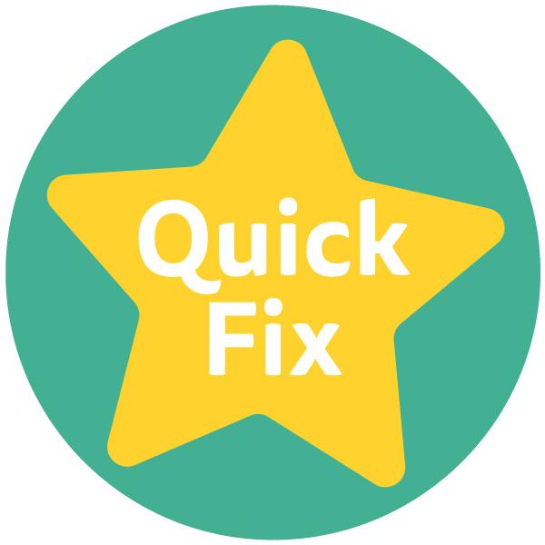 WordPress-Quick-Fix